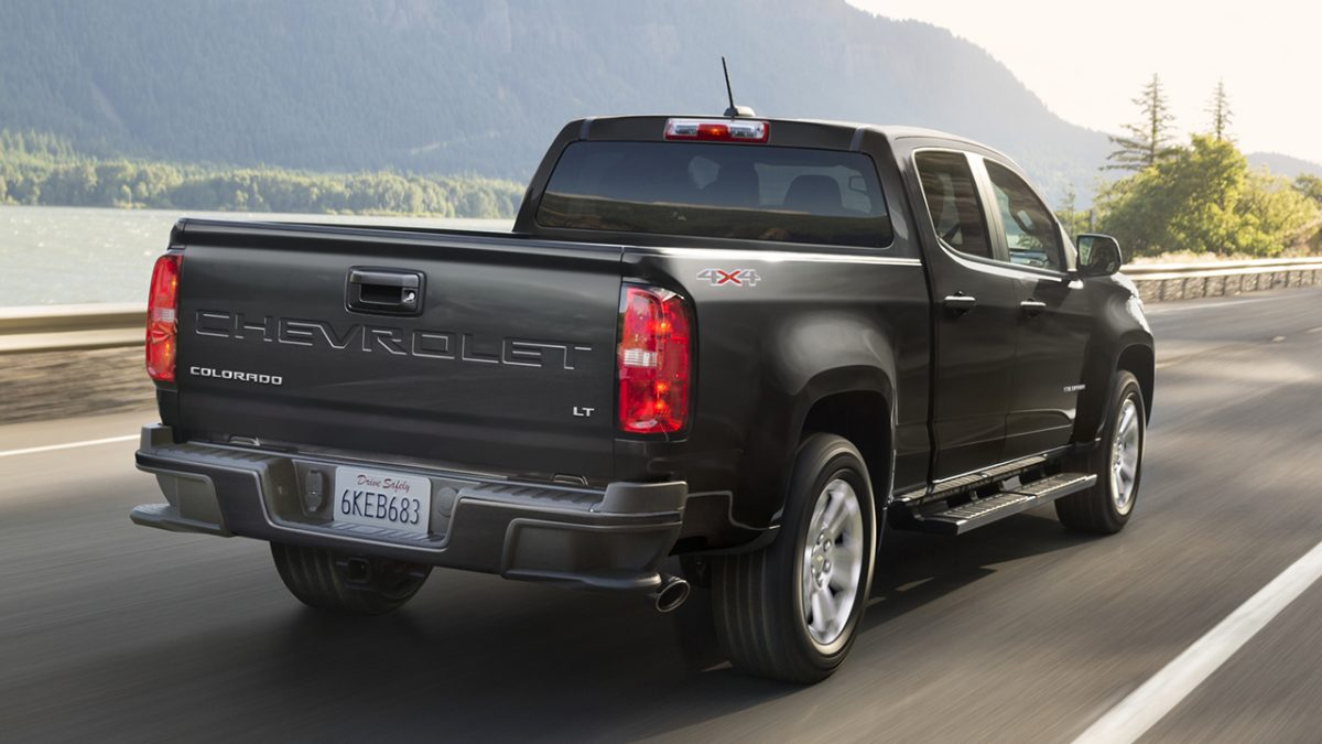 GM suspending midsize truck production due to chip shortage [Video]