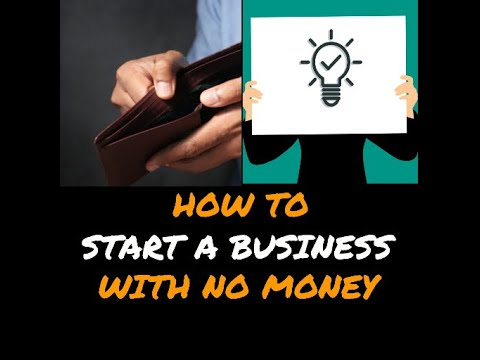HOW TO START A BUSINESS WITH NO MONEY 2021 | NO MONEY? START BUSINESS WITH BRAIN AND GET SUCCESS | [Video]