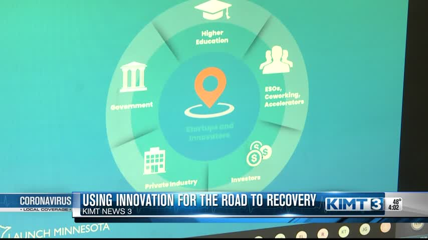 Minnesota DEED aiming to market state as premier hub for startups [Video]