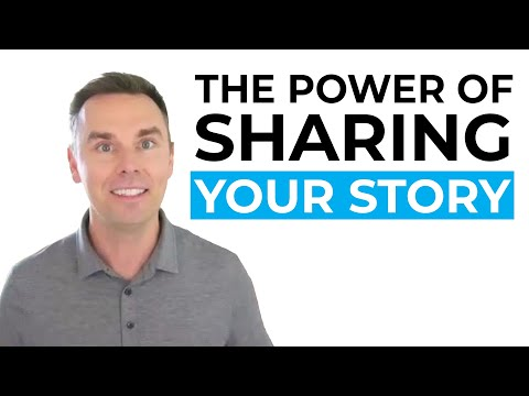 The Power of Sharing Your Story [Video]
