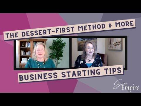Business Starting Tips [Video]