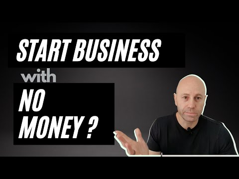 How to START A BUSINESS WITH NO MONEY in South Africa or ANYWHERE IN THE WORLD | 7 Steps [Video]