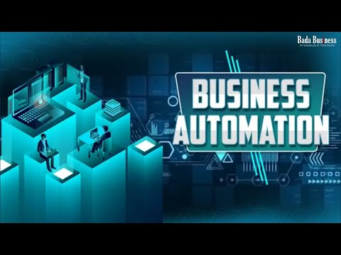 Business Automation Introduction Video | Badea Business | Dr. Vivek bindra . [Video]