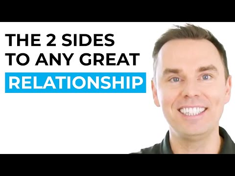 The 2 Sides to Any Great Relationship [Video]