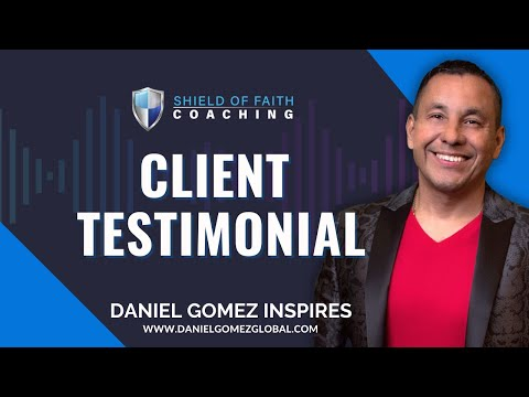 Daniel Gomez Inspires | Award-Winning Business Coach | Executive Coach | Client Testimonial [Video]