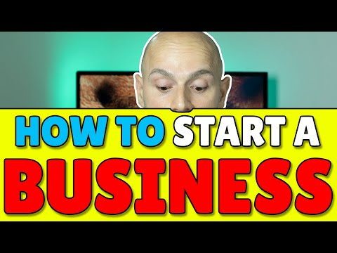 Starting A Business In 2021 [Video]