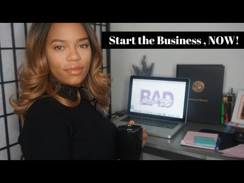 How to Start A Business   An Auntreprenurial Vlog [Video]