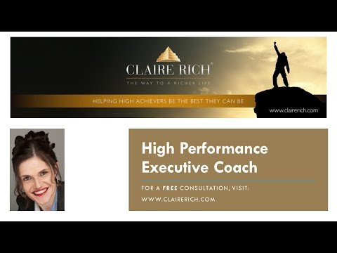 Looking for aHigh Performance Executive Coach in 2021 [Video]