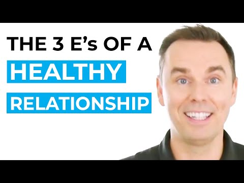 The Three E's of a Healthy Relationship [Video]
