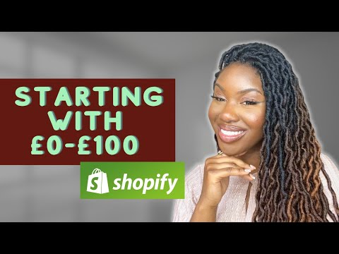 How To Start an Online Business With $100 (2021)   Start a Business (with little money) [Video]