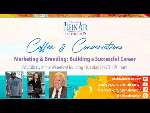 Marketing & Branding: Building a Successful Career  |  A Coffee & Conversations Event [Video]