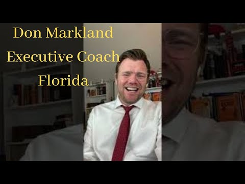 Ask the Executive Coach from Florida [Video]