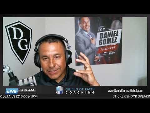 Daniel Gomez Inspires | Award-Winning Business Coach | Shield of Faith Coaching | STOP DEFAULTING [Video]