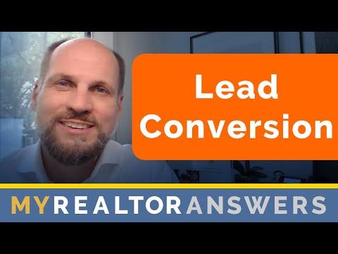 Mark Lienser – Lead Conversion [Video]