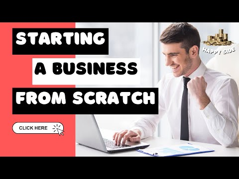 Starting a Business – 10 Things You Should Know From The Beginning [Video]