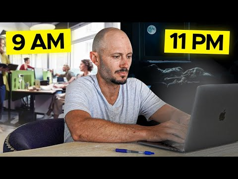 How To Start A Business While Working A 9 to 5 [Video]