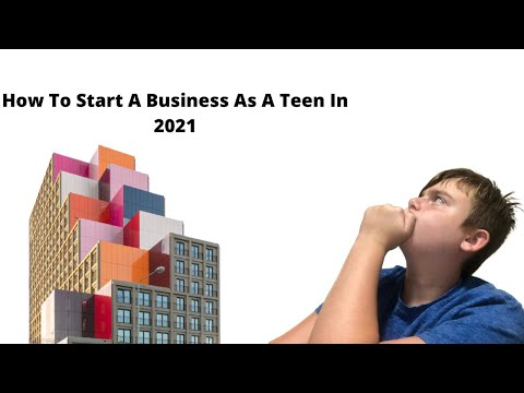 How To Start A Business As A Teen In 2021 | How to Monetize Facebook Page | Remote Work | [Video]