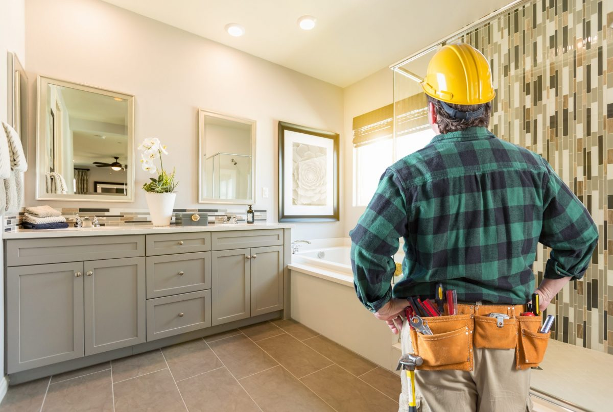 Survey: Kitchen and Bathroom Remodels Are Top Pandemic Projects [Video]