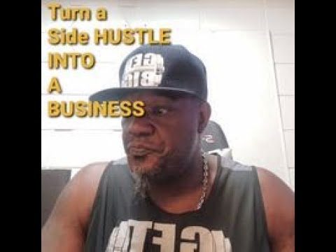 When to HUSTLE vs starting a BUSINESS [Video]