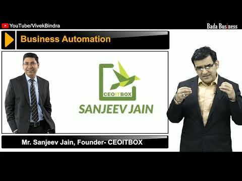 Business Automation / MIS / sales & Marketing by Mr  Sanjeev jain Founder of – CEOITBOX . 9050412381 [Video]