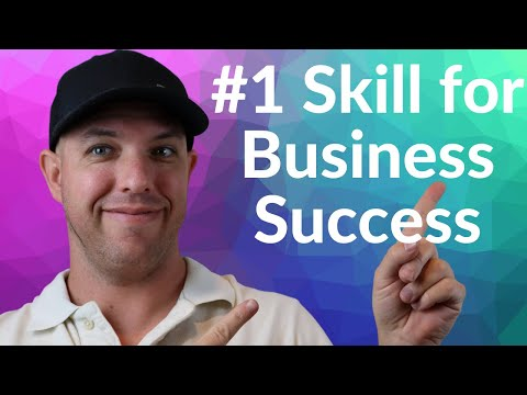 Business Development skills in starting a business 💰 Work Ethic is the Number 1 Skill needed [Video]