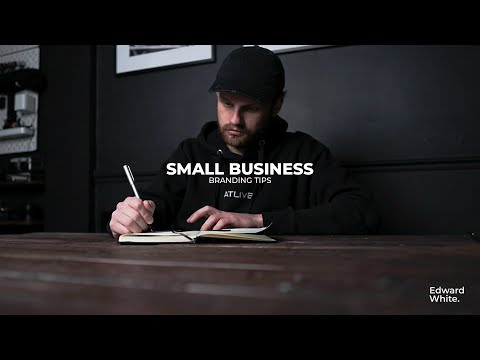 Branding / Marketing Tips for a Small Business [Video]