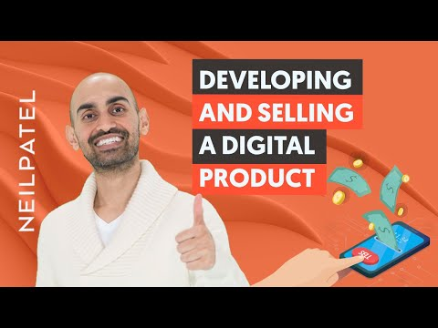 How to Develop & Sell a Digital Product, Step by Step (1 Million Revenue Formula) [Video]