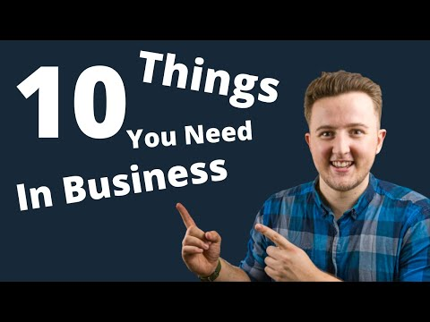 10 Things I Learned When Starting Business #businesstips #storybrand #waveaccounting [Video]