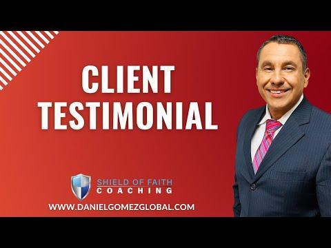 Daniel Gomez Inspires   San Antonio Texas Business & Executive Coach   Client Testimonial [Video]