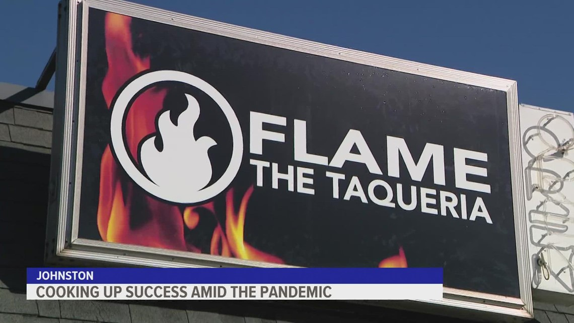 Take the Heat: Restaurant opens during pandemic with success [Video]
