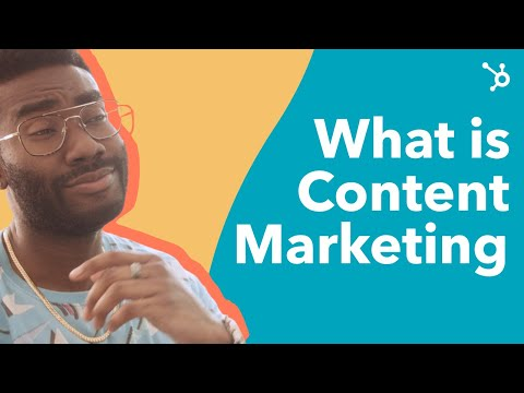 Why You Need Effective Inbound Content Marketing To Grow Your Brand (What is content marketing?) [Video]