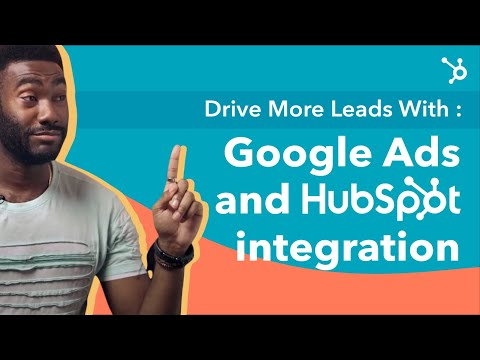 Drive Leads and Close More Deals For Your Business with HubSpot's Google Ads Integration [Video]
